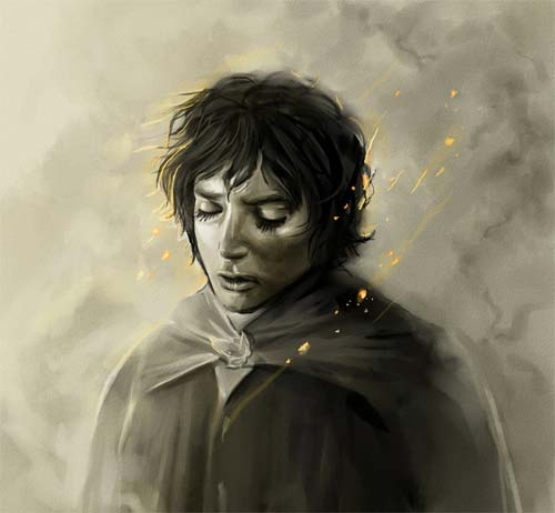 Frodo Baggins Artworks