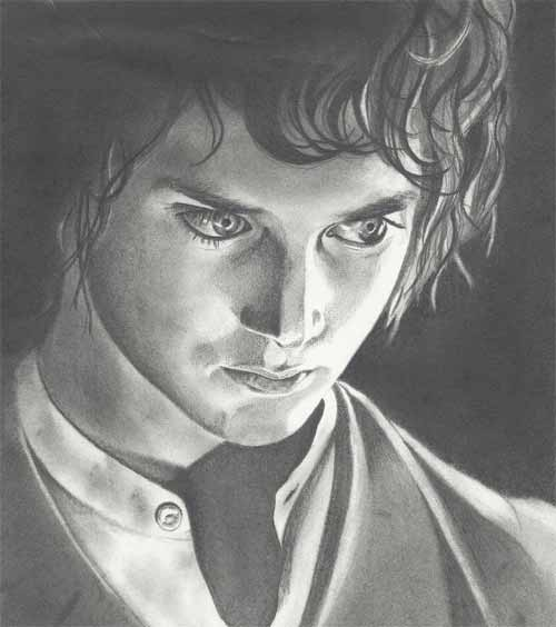 Frodo Baggins Artwork