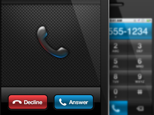 Incoming Call Design