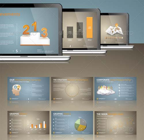 20 best business keynote presentation templates, Presentation templates