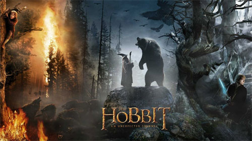 The Hobbit: An Unexpected Journey Wallpapers and Artworks