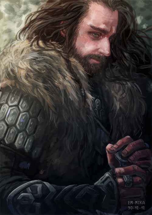 Thorin Illustration