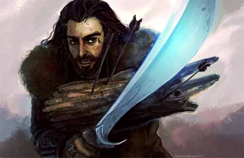 Thorin Oakenshield Artwork