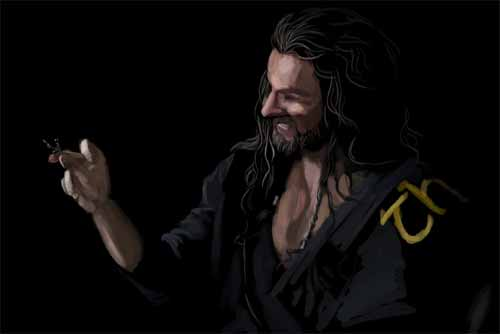 Thorin Sketch