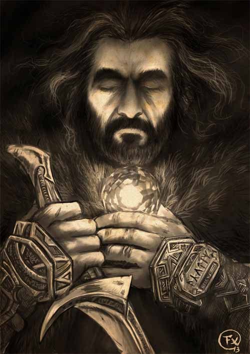 Thorin: King Under The Mountain
