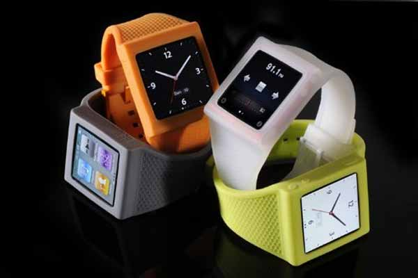 Product of the Day: HEX Watch Band for iPod Nano
