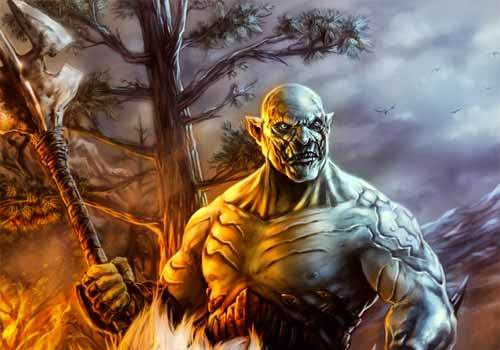 The Hobbit: Azog the Defiler Artworks and Illustrations