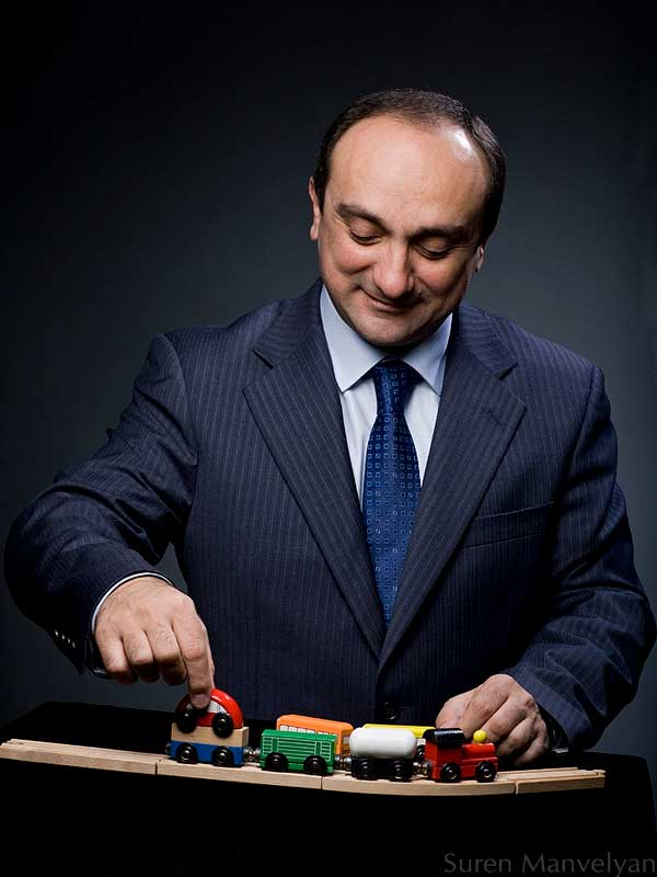Minister of Transportation of Armenia