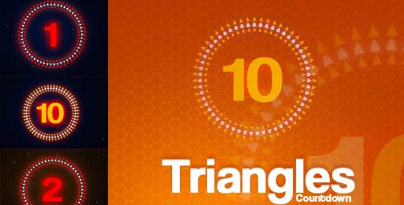 Triangles Countdown