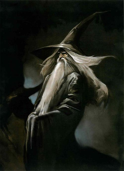 Gandalf Artwork