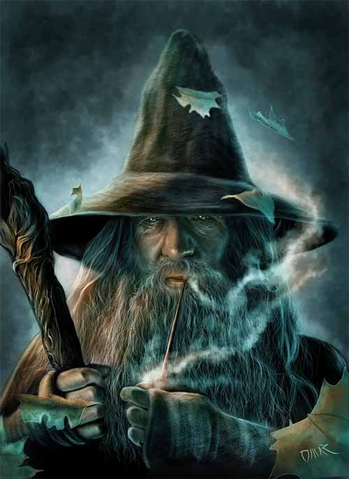 Gandalf from The Hobbit / Lord of the Rings