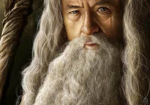 30 Powerful Gandalf Artwork Illustrations and Designs