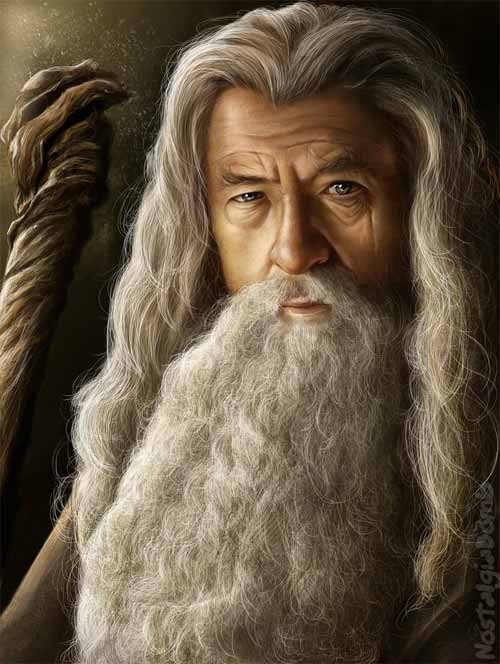 Wizard Gandalf