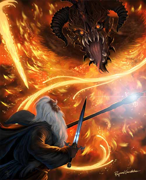 Gandalf and the Balrog V3.0