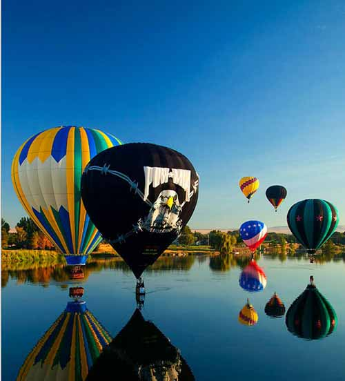 Hot Air Balloon Photography: Tips and Tricks for Effective Shooting