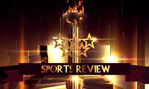 Sports Review After Effects Template