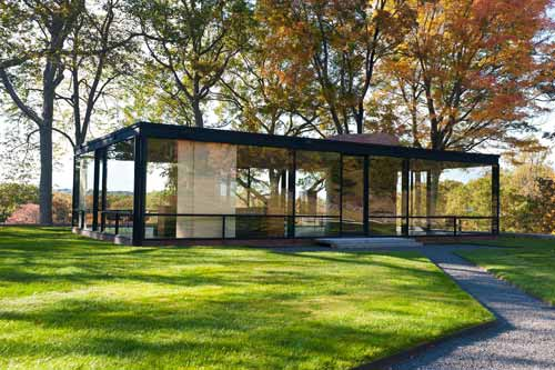 Five crystal clear glass house designs and concepts for Glass house plans and designs