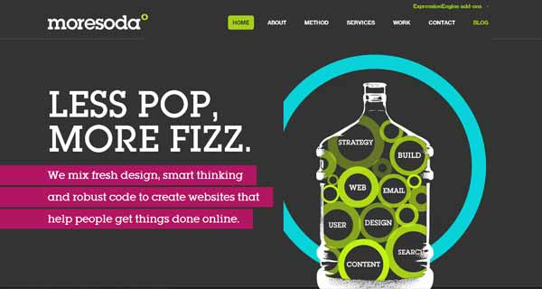 Moresoda: A Creative Digital Agency