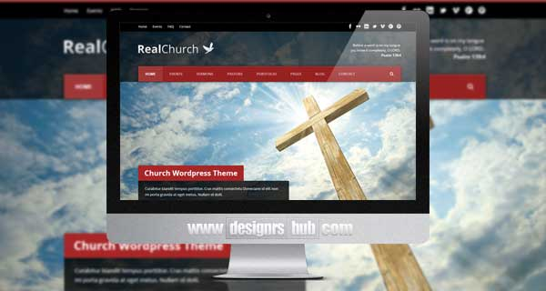 20 Church WordPress Themes for Religious Websites