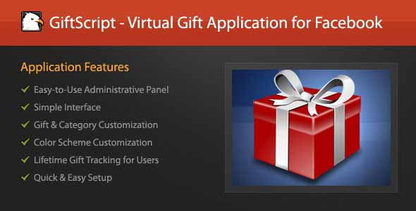 GiftScript - Virtual Gift Application for Facebook