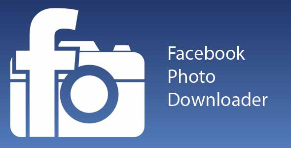 Facebook Photo Downloader
