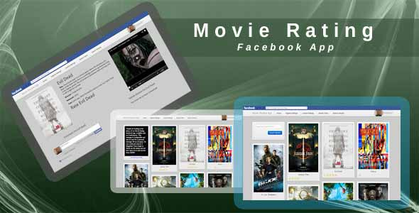 Viral Movie Rating Facebook App