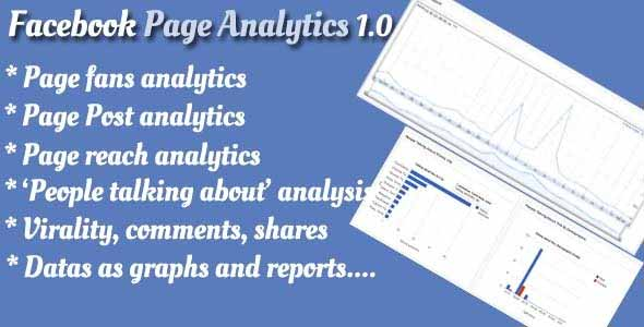 Facebook Fan Page Analytics