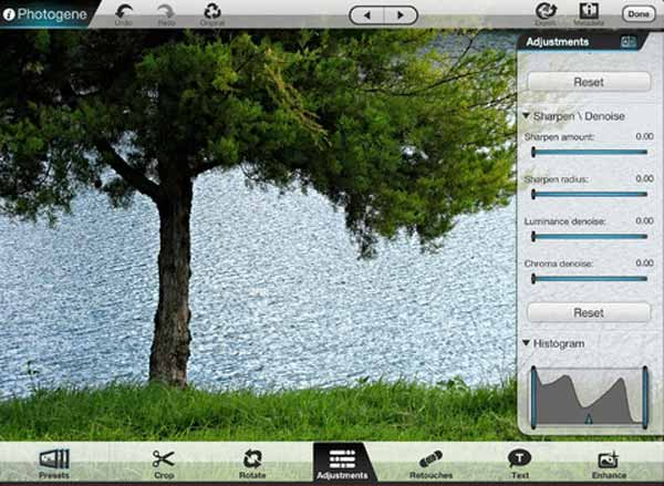Top Photo Editing Apps: Photogene
