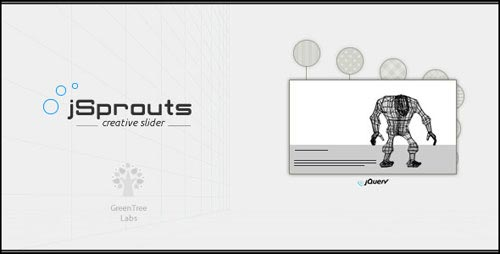 jSprouts - jQuery Carousel Plugins