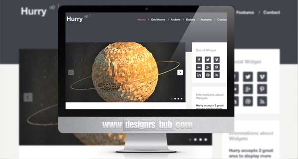 Hurry - Responsive & Retina Theme