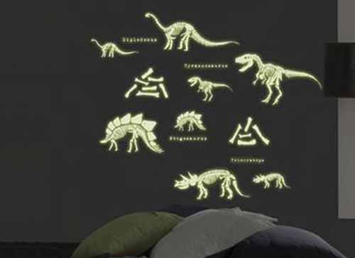 Get Pre-historic With Dinosaur Stickers