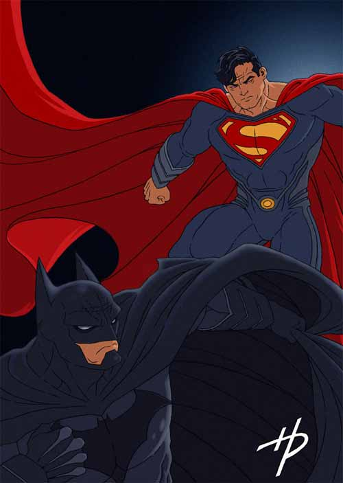 Superman Vs Batman