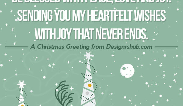 Designrshub Wishes You a Merry Christmas