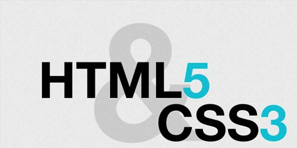 The world of evolved HTML5 + CSS3
