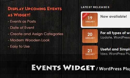 LBEvents for WordPress