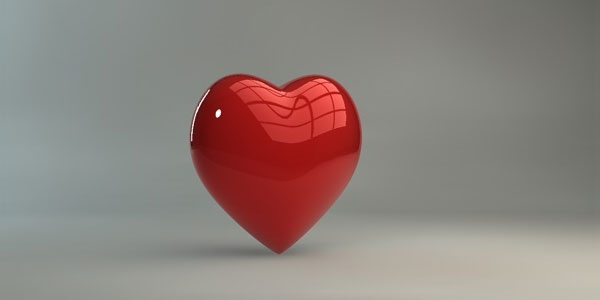 A Collection of 3D Heart Models and Renders for Valentines