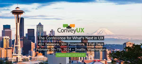 ConveyUX - The Conference for What's Next in UX
