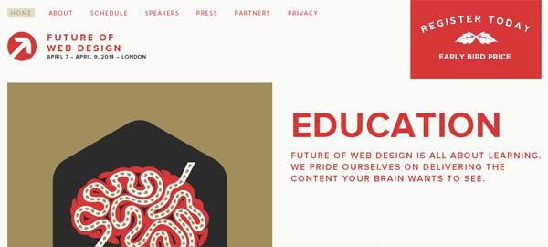 Future of Web Design 2014