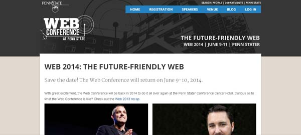 Web 2014: The Future-Friendly Web