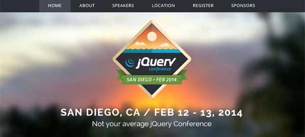 jQuery Conference - End to End Front End Web Development Training from the Experts