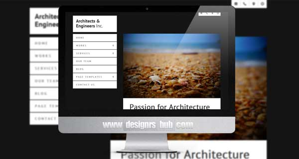 Architects & Engineers - Multi Purpose Theme
