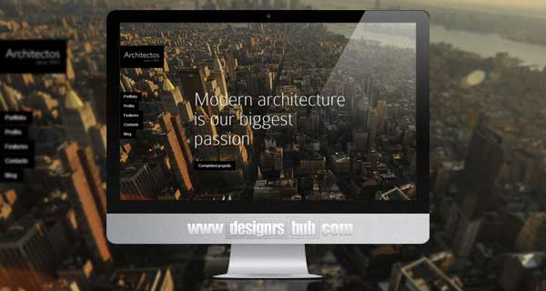 15 Architecture WordPress Themes for Building Identity