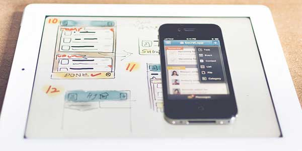 From Sketch to Execution: 20 UI Concept Sketches