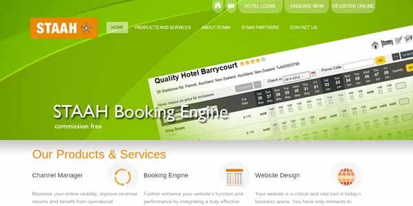 Hotel Channel Manager Online Reservations