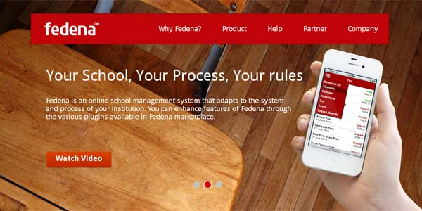 Fedena - School Management Software