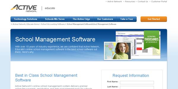 Active Network - School Management Software