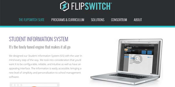 FlipSwitch - Student Information System (SIS)