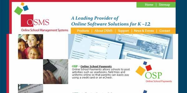 OSMS - Online School Management Systems