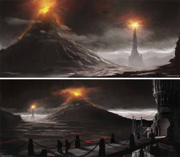 Mordor Speedpaints