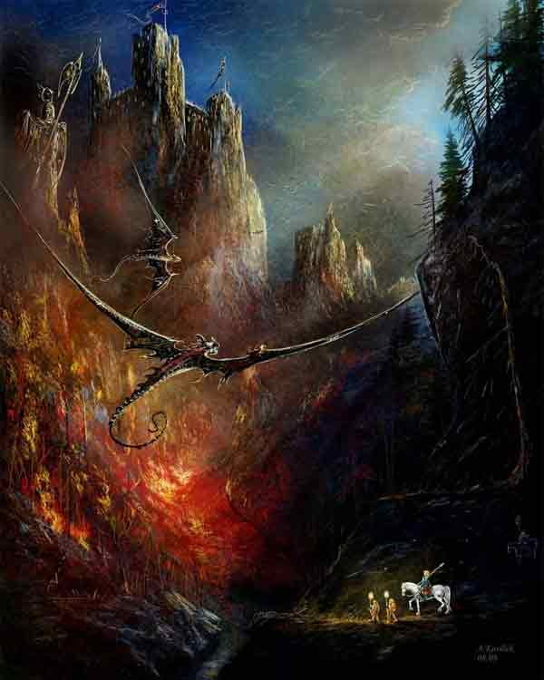 The Way to Mordor